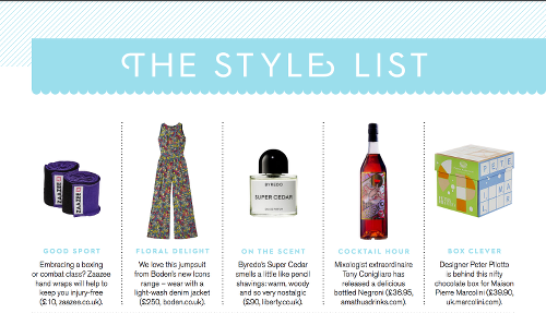 Stylist - The Style List
